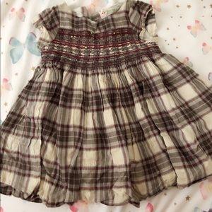 Bonpoint smock dress